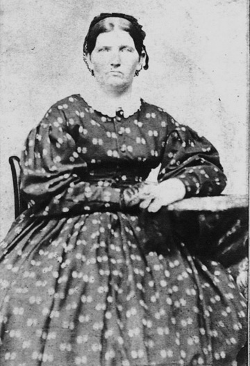 Mary Ann Russell Reed