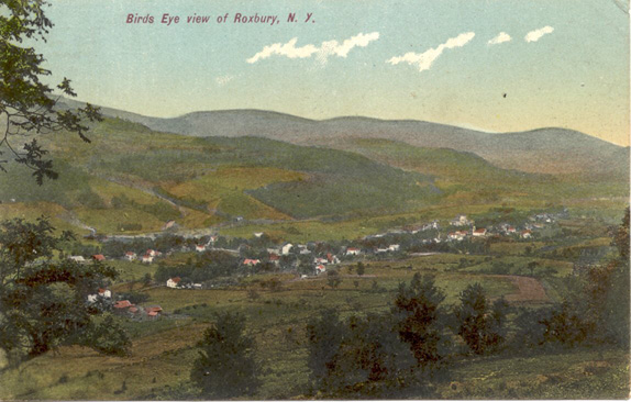From Postcard Collection Of Ronnie Ballard Delaware
